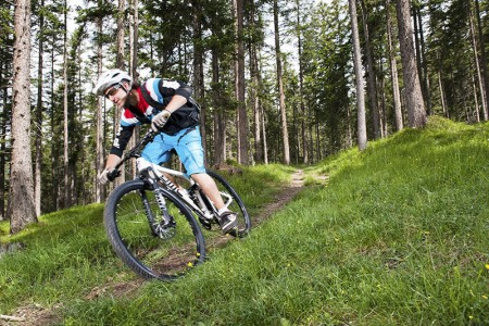 Camping Pradafenz empfiehlt Bike Trails Churwalden Lenzerheide Arosa, Schweiz