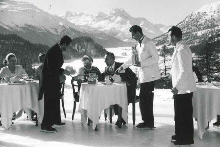 Camping Pradafenz empfiehlt weltberühmten Kurorte St. Moritz, Davos oder Arosa, Schweiz
